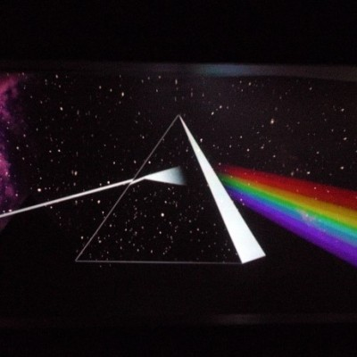 "Pink Floyd Cover zu ""The Dark Side of the Moon"""